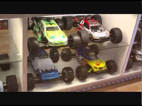 UK's Largest Hpi & Traxxas Dealer Tour The Shop! Wheelspin Models Cannock