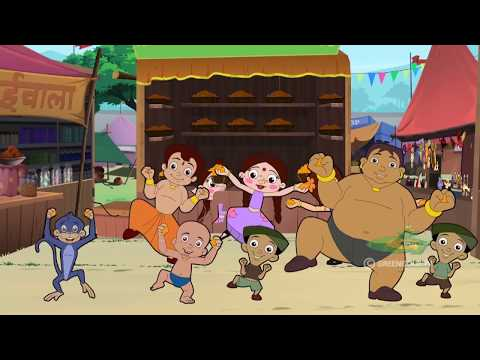 Chhota Bheem - Laddoo Party