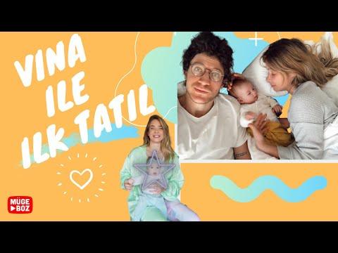 VLOG| VİNA İLE İLK TATİL 🏖| Bebek Ile Tatile Nereye Gittik?