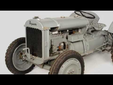 Massey Ferguson Heritage - 50s 5