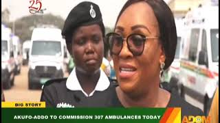 Big Story  Ambulances To Be Commissioned Today - Badwam on Adom TV (28-1-20)