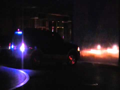 3rd Alarm Hazmat Fire Back Bay Boston, MA 11