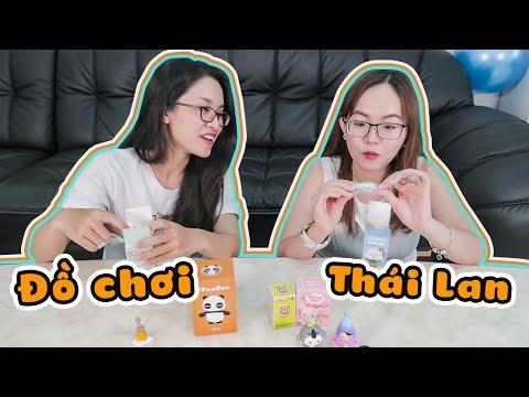 Đồ chơi Muốn Chìm dễ thương mua từ Thái Lan