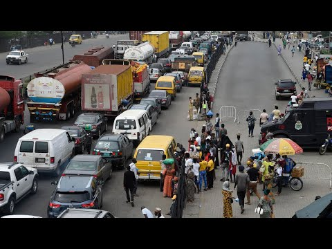 'Today is wonderful': Relief in Lagos as Nigeria emerges from Covid-19 lockdown