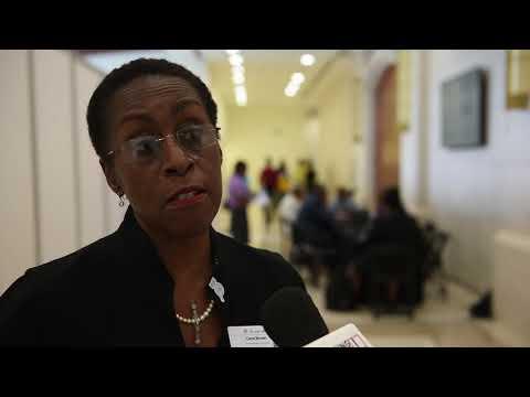 Carol Rose Brown, programme coordinator, Tourism Product Development Company, Jamaica