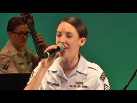 ビッグバンド A列車で行こう アメリカ空軍太平洋音楽隊アジア パシフィックショーケース Take the A Train by Pacific Showcase
