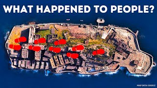 All People Left Hashima Island in Japan