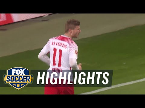 RB Leipzig vs. Bayern Munich | 2017-18 Bundesliga Highlights