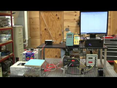 Cryogenic Laser II