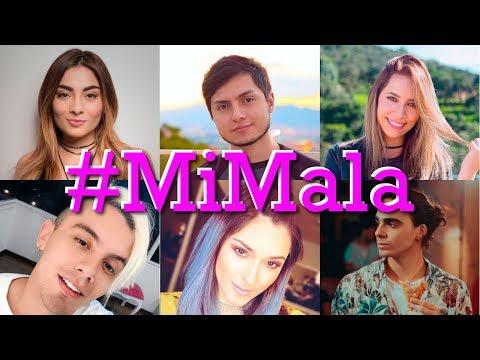 Mi Mala (Cover)| Santimaye, Kika Nieto, La Mafe Mendez, Nancy Loaiza, Dylan Fuentes, Manolo Alzamora