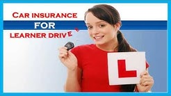 Save Hundreds In Just Minutes On Car Insurance Quotes For Learner Drivers