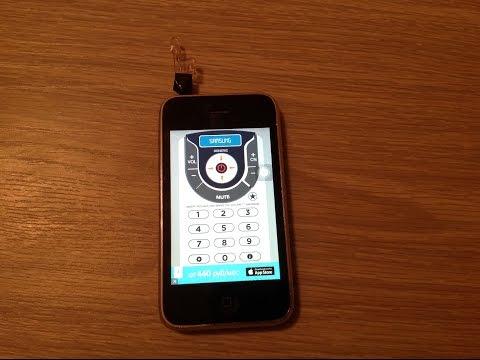 видео: Как сделать ИК пульт для телевизора/Смарт пульт/smart phone remote