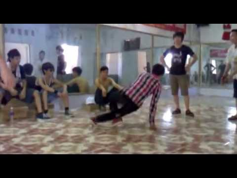 Hip Hop Bỉm Sơn ( Team Hunter Vs Nga Sơn )