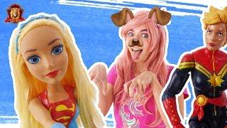 КАК ПОНЯТЬ СВОЮ СОБАКУ? Биология с Феей Софией в Супер Школе: собаки!