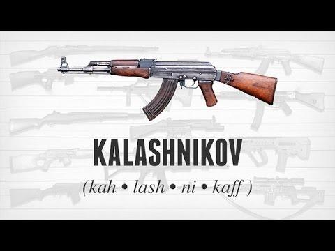 Inside AK/AKS-74 | АК/АКС -74 (полная разборка)  и Картавый