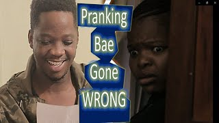 Pranking Bae Gone Wrong (MDM Sketch Comedy)