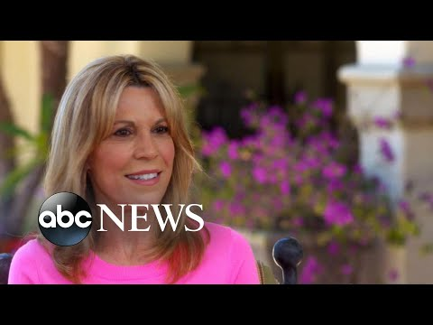 35 Years later: 'Wheel of Fortune' host Vanna White on Pat Sajak, loving her job