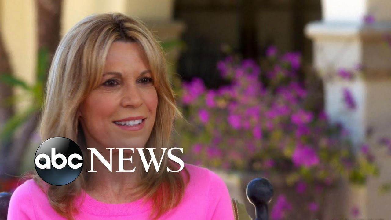 Vanna White Takes a Spin as 'Wheel of Fortune' Host After 37 ...