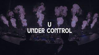 Gareth Emery & W&W vs. Alesso & Calvin Harris - U vs. Under Control (Hardwell Mashup)
