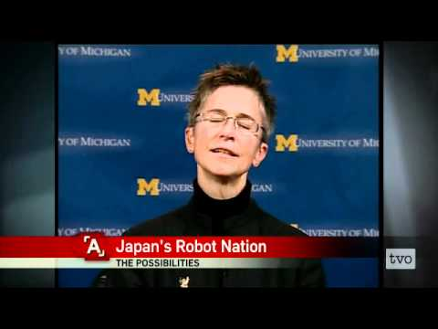 Jennifer Robertson: Japan's Robot Nation