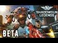 Shadowgun Legends Beta Первый запуск Ios 1 mp3