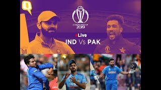ICC World Cup 2019 Live | India Vs Pakistan | India Beat Pakistan By 89 Runs