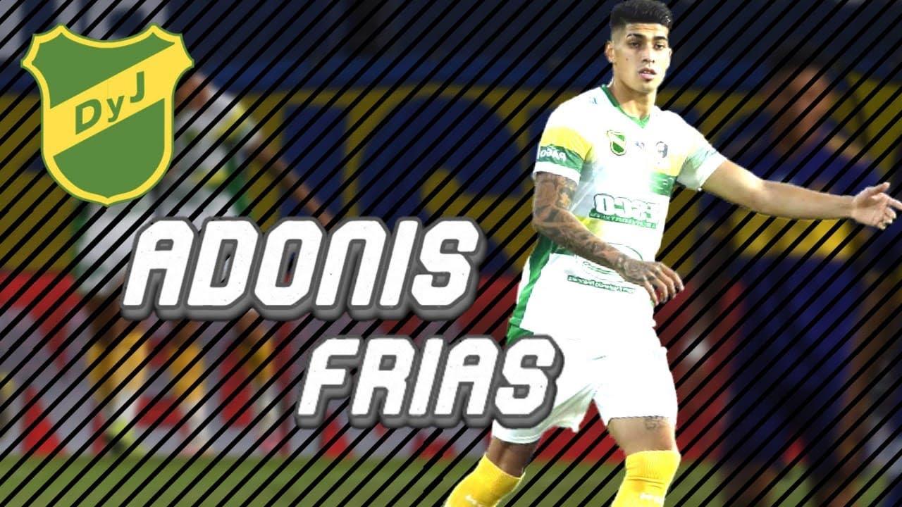 Adonis Frías vs. Boca Juniors ● Defensa y Justicia ● Performance Individual ● 2021