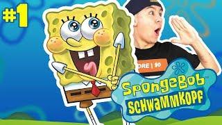 DAS SPONGEBOB ABENTEUER! - Spongebob Schlacht um Bikini Bottom #01 [Deutsch/HD]