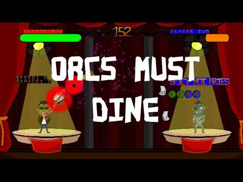 Orcs Must Dine Trailer 2018