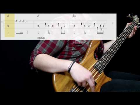 4 Non Blondes  Whats Up? Bass  Play Along Tabs In