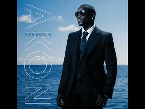 Akon - Beautiful -  Electronic Beat - Lyrics
