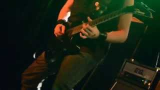 Kaine - Helpless Salvstion Live @ The Crew in Nuneaton, UK