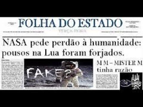 A TERRA PLANA É MATÉRIA NO JORNAL ,FOLHA DE SÃO PAULO