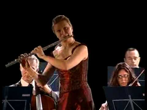 Luba Benediktovitch: Mozart-Concerto per flauto KV 314-1