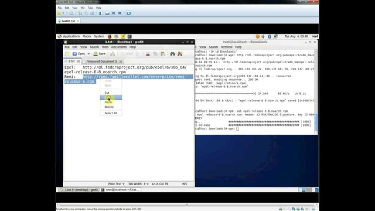 [Tự học Linux A -Z] Bài 1: Cấu hình cơ bản!