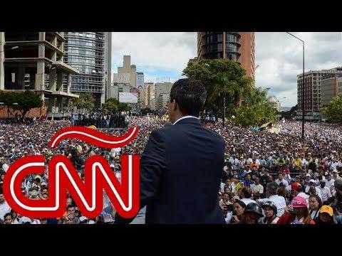 El exalcalde de Caracas, Antonio Ledezma, dice que hay un proceso de rebeldía militar en Venezuela