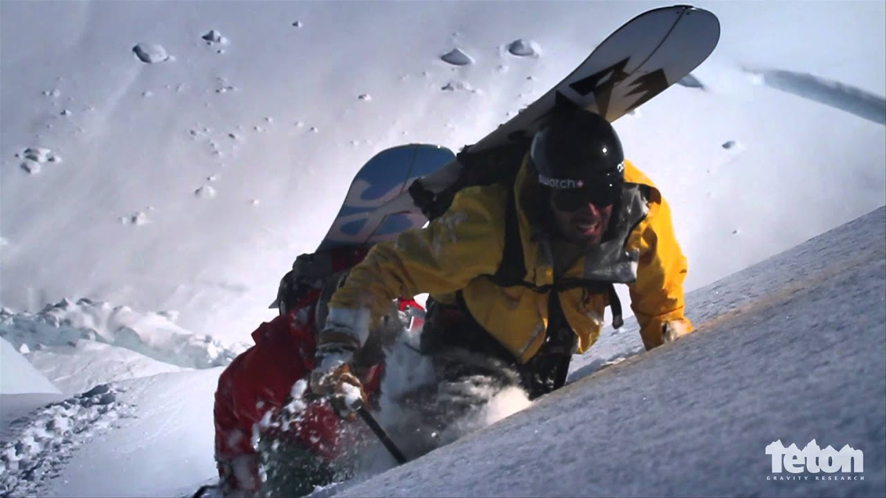 Jeremy Jones' Further Official Trailer -- Teton Gravity Research 2012  Snowboard Film