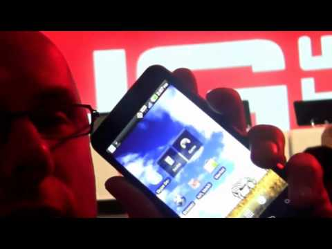 LG Revolution - Verizon 4G LTE Phone with Tegra 2