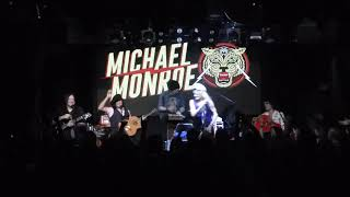Michael Monroe, Do Anything You Wanna Do (unplugged, Eddie & The Hot Rods cover),Helsinki, 6.3.2020