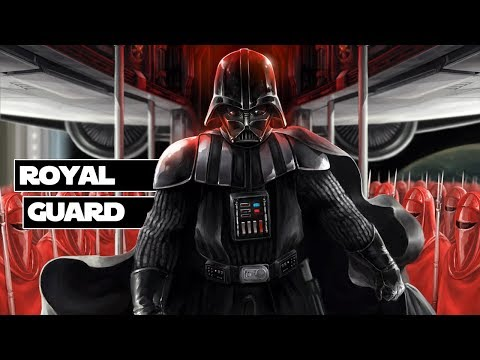 Warum Darth Vader Anhänger der Imperialen Royal Guard eliminierte!