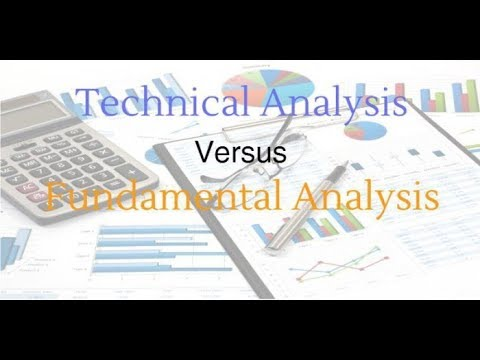 Introduction To Technical Analysis for Forex and Cryptocurrency