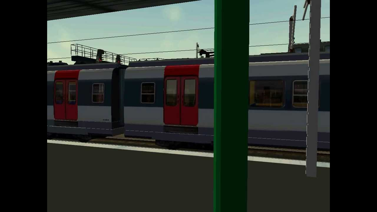 MSTS  RER B  Aulnay sous Bois  YouTube ~ Rer B Aulnay Sous Bois