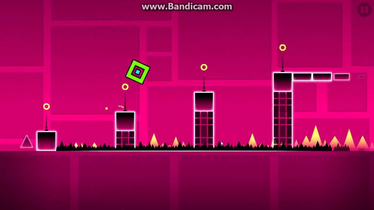 Dutch Geometry Dash Gameplay Android Level 2 Back