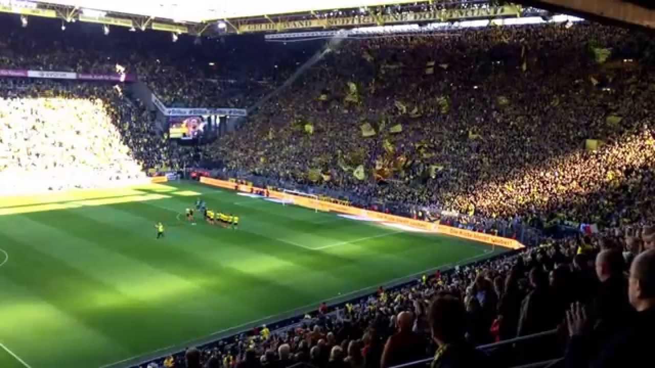 Dortmund - Paderborn 3:0 | Jürgen Klopp, Dortmunder Jungs
