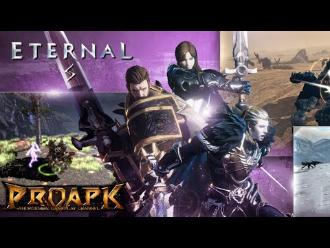Eternal S Android Gameplay