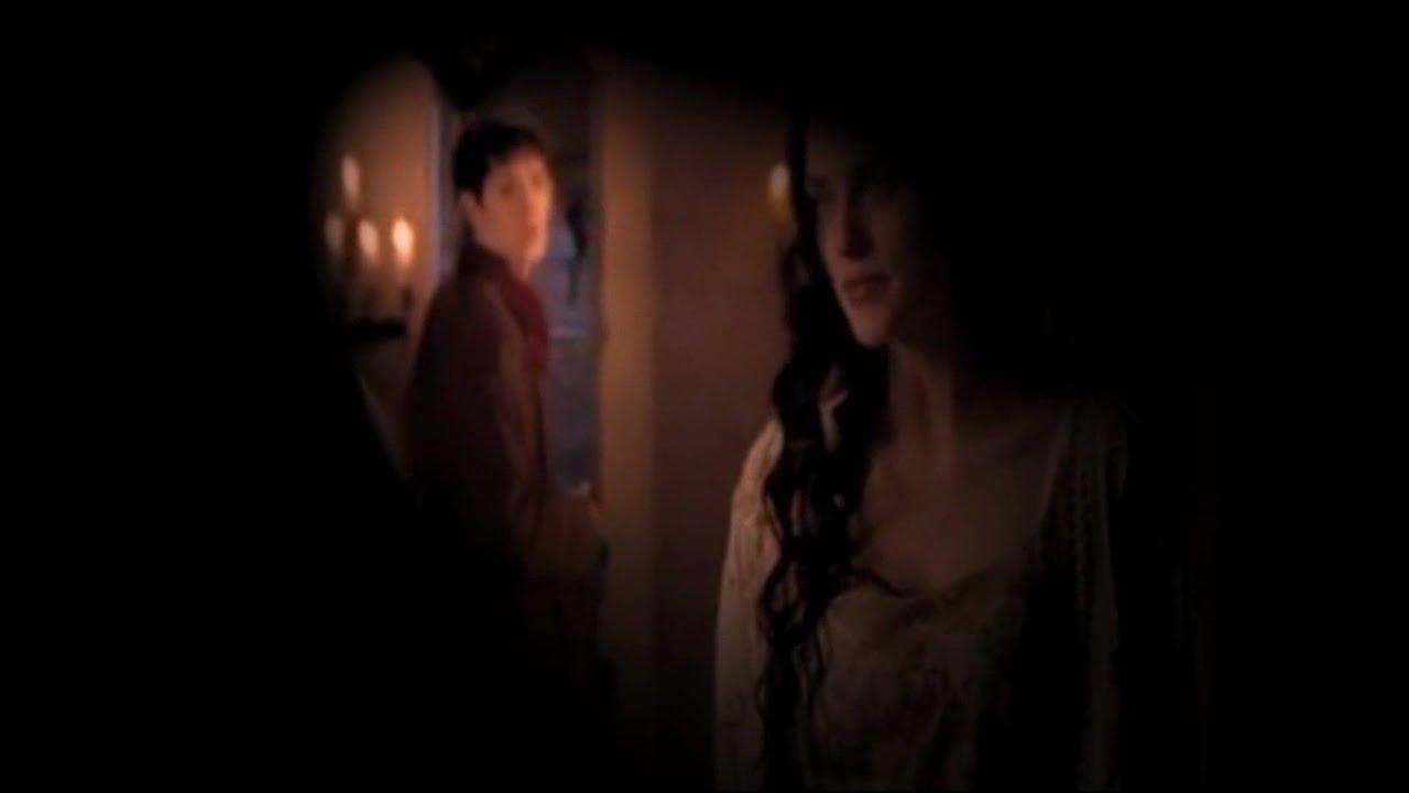 Merlin And Morgana Kiss Merlin & Morgana I...