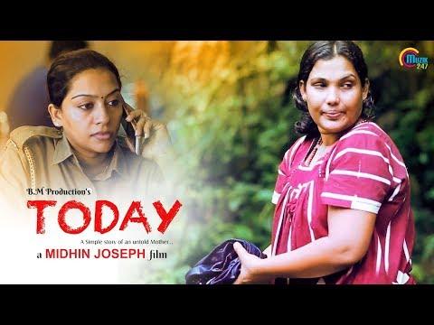 Today | Malayalam Short Film With English Subtitles | Midhin Joseph | Official
