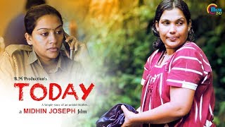 Today | Malayalam Short Film With English Subtitles | Midhin Joseph | Official