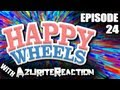 OLD MAN ASTRONAUT - Happy Wheels - (Episode 24)