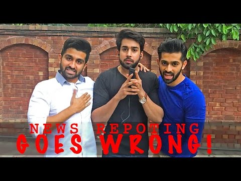 Download Youtube: News Reporting Goes Wrong!